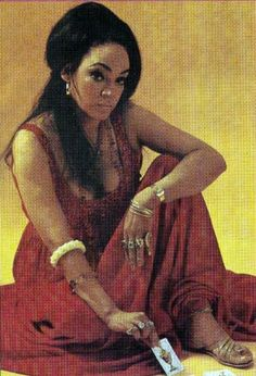 "SINGER SUNDAYS  Today, we recognize the musical talents of ""La Reina del Latin Soul""—La Lupe."