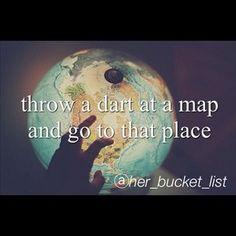 #bucketlist