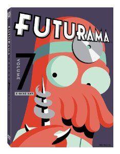 Amazon.com: Futurama: Volume 7: Billy West, Katey Sagal, John DiMaggio, Tress MacNeille, Phil LaMarr, Maurice LaMarche, Lauren Tom, David Herman, Dwayne Carey-Hill: Movies & TV