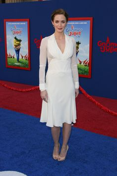 Celebs at the Gnomeo and Juliet premiere