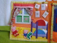 Developmental book with Peppa - Babyblog.ru(%)