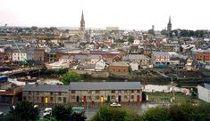 Drogheda, County Louth, Ireland ~ my great grandmother was from Drogheda Places Ive Been, Places To Visit, King And Country, Emerald Isle, Ireland Travel, Small World, People Around The World, Aerial View, Paris Skyline