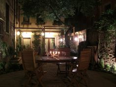 Un bed&breakfast a Venezia : Giardino classico di ESTERNIDAUTORE