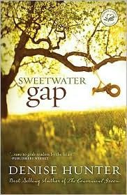 Sweetwater Gap by Denise Hunter - I can't recommend any of Denise Hunter's books enough. Love them! #ChristianFiction