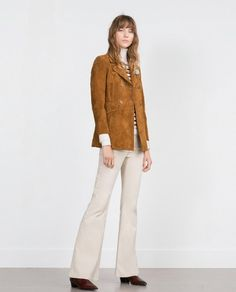 The Best Brown Suede Jackets You Need for Fall | StyleCaster