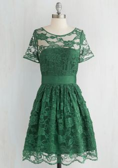 3xl US 20 UK 24 BB Dakota Adrift on a Cloud Dress in Emerald | Mod Retro Vintage Dresses | ModCloth.com