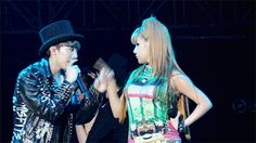 D&TOP ft. Park Bom - Oh Yeah x idk what bored to put it on lol