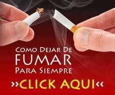 Não deixar de fumar de qualquer modo