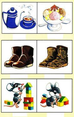 antonyma Speech Therapy Activities, Teaching Materials, Kindergarten, Preschool, German, Clip Art, Learning, Kids, Booklet