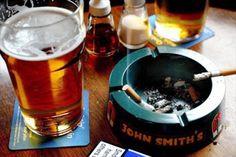 ¿Cómo ha evolucionado el consumo del alcohol y el tabaco en España?