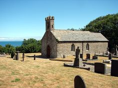 St Ina's Church, Llanina