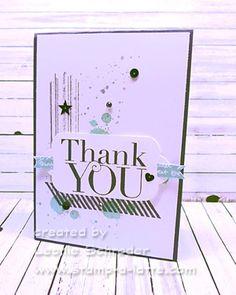 Grunge Thank You ...