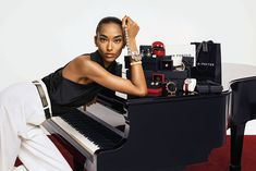 Party with the Porters in Net-A-Porter & Mr. Porter Holiday 2017 Campaign, The Latest in Holiday Ad Campaigns available to view at TheImpression.com