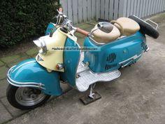 Iwl Berlin scooter 1962