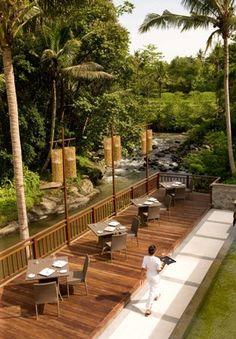The Samaya Villas Bali, Ubud Bali - Dining