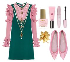 Outfit #1357 by ivanna1920 on Polyvore featuring polyvore fashion style Gucci 3 Concept Eyes Forever 21 ncLA clothing