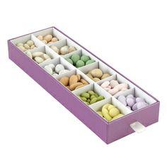 Favolosi confetti Made in italy il Confettiere Ice Cube Trays, Confetti, Exotic, Italy, Box, How To Make, Gifts, Italia, Presents
