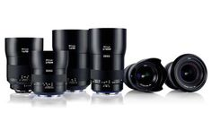 ZEISS Milvus: 6 new Focus SLR Lenses for Canon and Nikon Unveiled