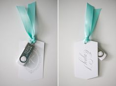Katelyn James packages a cutesy flash drive for her photography clients.  I love it.