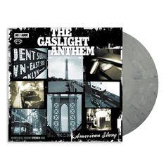 The Gaslight Anthem - American Slang - Vinyl LP Grey Marble