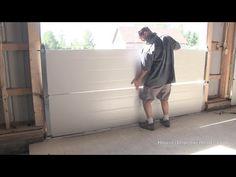 How To Install A Garage Door - YouTube. The best DIY garage door install you will find on the net