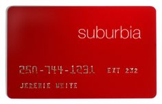 Business Card/Credit Card