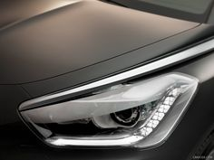 2012 Citroen DS5  - Headlight