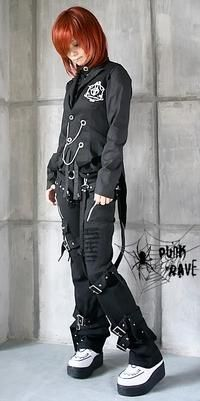 I found 'Pixieknix Visual Kei and Lolita Clothing' on Wish, check it out!