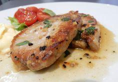 Risotto, Steak, Chicken, Ethnic Recipes, Food, Eten, Steaks, Meals, Beef