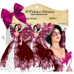 Angelique Pink Rococo