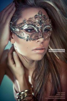 Sexy Silver Metal Filigree Lace Laser Cut by ElegantxBoutique, $25.95