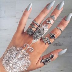 this is so cute  #tumblr #nails