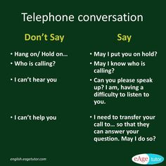 How to Answer Phone Calls Smartly in English? Learn more : http://bit.ly/1W27Rc6 #answer #phone #calls #eagespokenenglish
