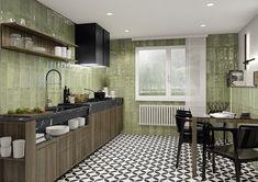 Cinque Terre - Serie - Mainzu cerámica Cinque Terre, Divider, Room, Furniture, Home Decor, Environment, Shades Of Green, Bedroom, Decoration Home