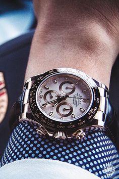 Rolex Daytona Chronograph Rolex Cosmograph Daytona, Rolex Daytona, Man  Watches, Rolex Watches, 7607f7b4beac