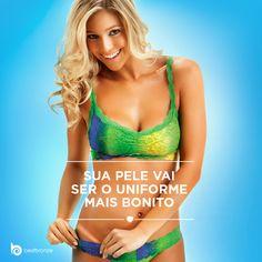 Para você não ter que dividir a atenção dele com mais nada no mês dos namorados, é só caprichar no Best Bronze! Fique linda e #bronzeada já: www.bestbronze.com.br