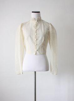 vintage edwardian days blouse