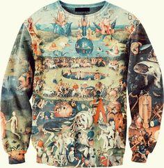 El Bosco Sweatshirt.