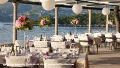 Villa Ruza Wedding Decoration