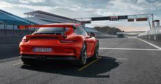 El nuevo 911 GT3 RS amplía los límites.—Una experiencia de la que no le queremos privar.