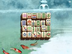 Mahjong Elements App by FDG Entertainment. Puzzle Game Apps.