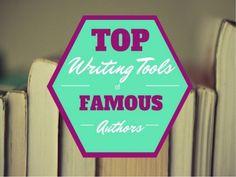 Top Writing Tools of Famous Authors with NinjaEssays by NinjaEssays.com via slideshare
