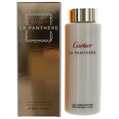 Price:       (adsbygoogle = window.adsbygoogle || []).push();  La Panthere Perfumed Body Lotion 6.75 Oz / 200 Ml for Women by CartierAll our fragrances are 100% originals by their original designers. We do not sell any knockoffs or imitations.Packaging for this product may vary from that...