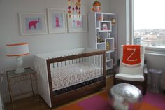 The Pink Pagoda: Designing a Nursery