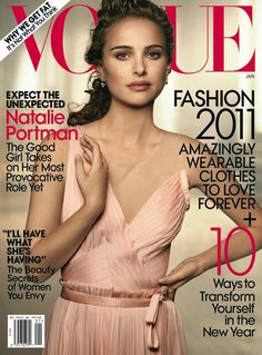 The Ornamental Makeup, Natalie Portman