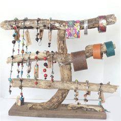 howne blog ranger ses bijoux tuto diy rangement bijoux porte bijoux repose bijoux animaux branches arbre à bijoux boie à bijoux verre shopping idées pratique récup 13