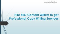 As the leading Content Writing Agency in Delhi, we create content that charms both humans as well as bots. Technical Writer, Training Materials, Professional Website, Call To Action, Writing Services, Copywriting, Affiliate Marketing, Seo, Improve Yourself