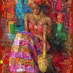Un mosaico maravilloso