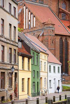 Wismar Germany, by Sigfrid Lopez