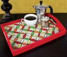 DecoArt® Pattern Tray #paint #craft